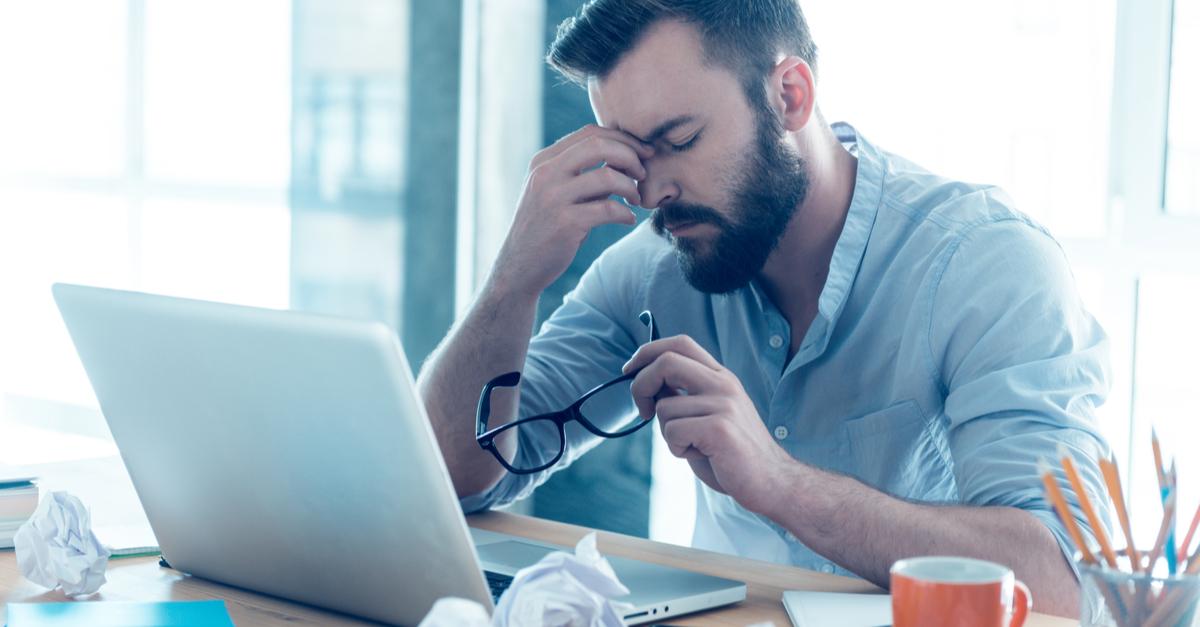 Como evitar frustrações ao procurar um novo emprego?