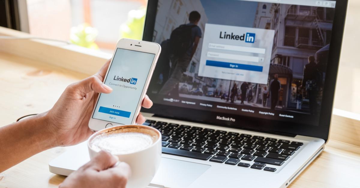 Saiba como tornar seu perfil no LinkedIn mais interessante
