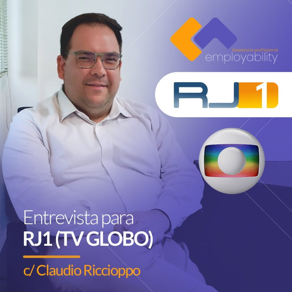 Employability RH Claudio Riccioppo no RJ1